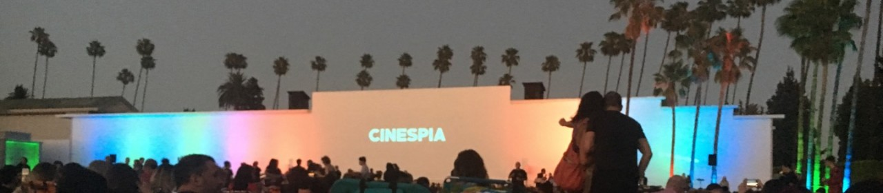 Cinespia - Hollywood Forever Cemetery