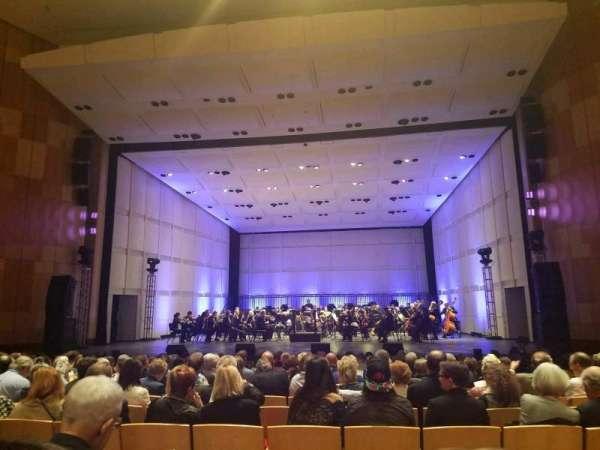 Phoenix Symphony Hall, sección: A, fila: 14, asiento: 7