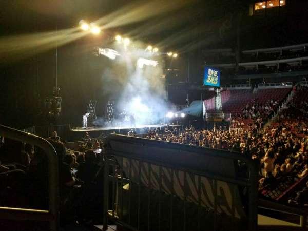 Gila River Arena, sección: 101, fila: I, asiento: 19