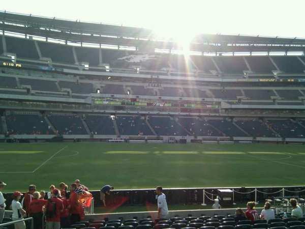 Lincoln Financial Field, sección: 118, fila: 13, asiento: 14