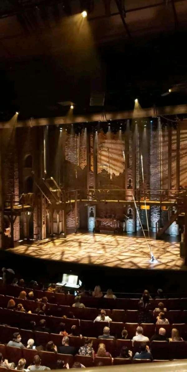 Sydney Lyric, sección: Dress Circle, fila: A, asiento: 48