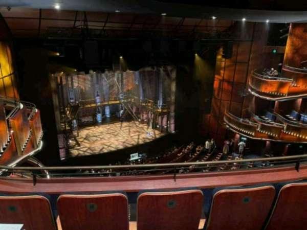 Sydney Lyric, sección: Grand Circle, fila: C, asiento: 14