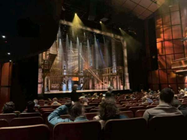 Sydney Lyric, sección: Stalls, fila: K, asiento: 11