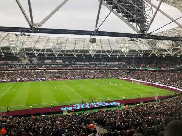 London Stadium, sección: 234, fila: 48, asiento: 478