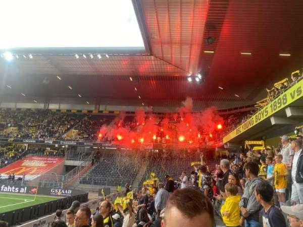 Stadion Wankdorf, sección: C5, fila: 9, asiento: 311