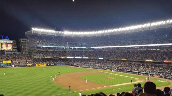 Yankee Stadium, sección: 227B, fila: 11, asiento: 14