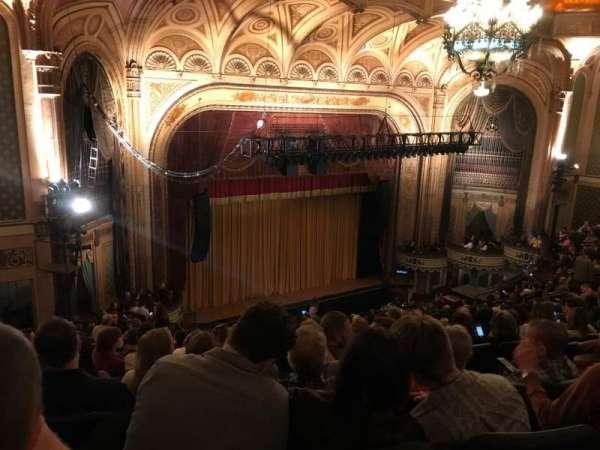 Orpheum Theatre (Los Angeles), sección: BALC, fila: Q, asiento: 135