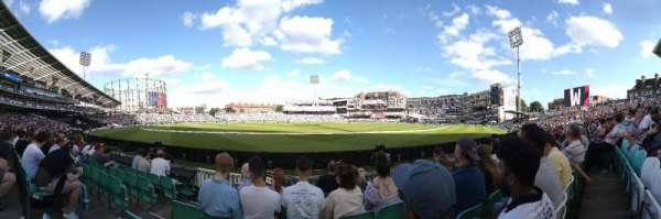 Kia Oval, sección: JM Finn Stand 8, fila: 7, asiento: 207