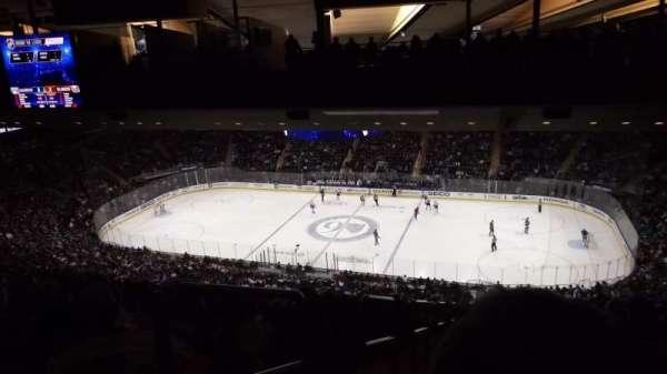 Madison Square Garden, sección: 226, fila: 22, asiento: 1