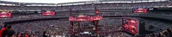 Metlife Stadium , sección: 212, fila: 13, asiento: 9