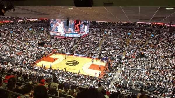Scotiabank Arena, sección: 307, fila: 17, asiento: 15