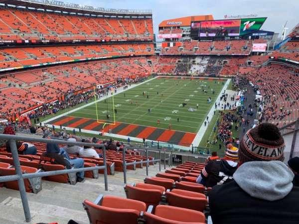 FirstEnergy Stadium, sección: 350, fila: 24, asiento: 3