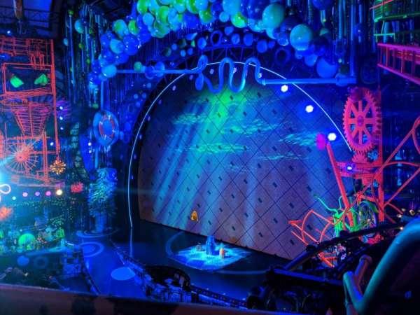 Palace Theatre (Broadway), sección: Right Mezz, fila: AA, asiento: 20