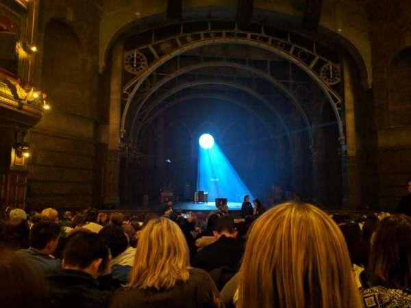 Lyric Theatre, sección: Orchestra L, fila: O, asiento: 9