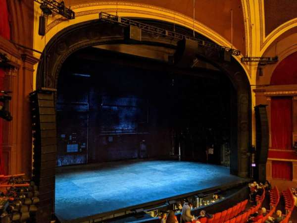 Broadway Theatre - 53rd Street, sección: Front Mezzanine L, fila: A, asiento: 10