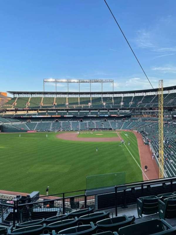 Oriole park at Camden yards, sección: 280, fila: 6, asiento: 2