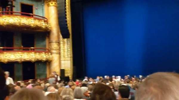 Emerson Colonial Theatre, sección: Orchestra C, fila: S, asiento: 105