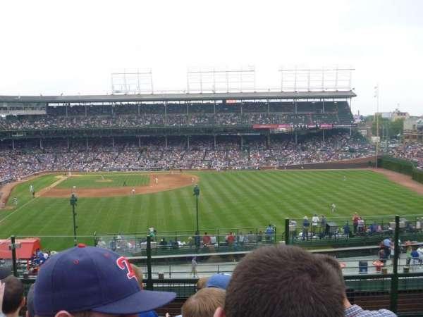 Wrigley Field, sección: Ivy League Baseball Club