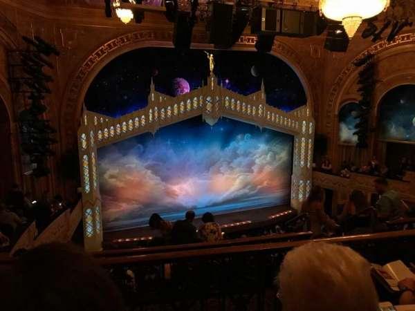 Eugene O'Neill Theatre, sección: MEZZL, fila: G, asiento: 127