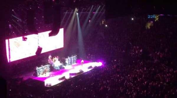 Madison Square Garden, sección: 226, fila: 7, asiento: 1