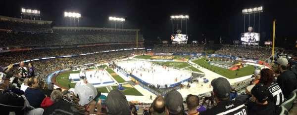 Dodger Stadium, sección: 24RS, fila: E, asiento: 10