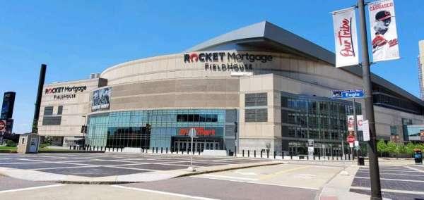 Rocket Mortgage FieldHouse, sección: South Entrance