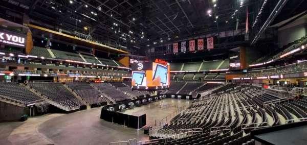 State Farm Arena, sección: 101