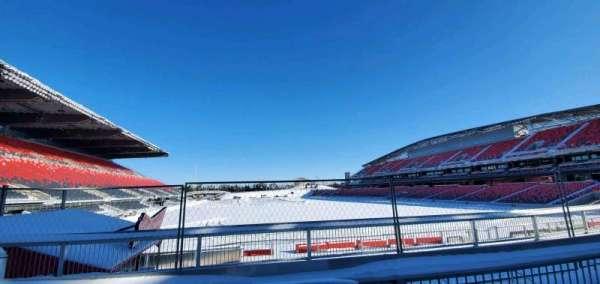 TD Place Stadium, sección: W4
