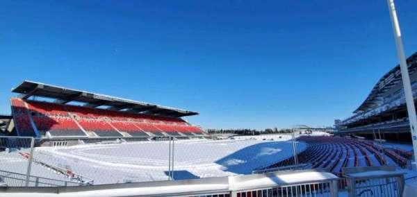TD Place Stadium, sección: Z