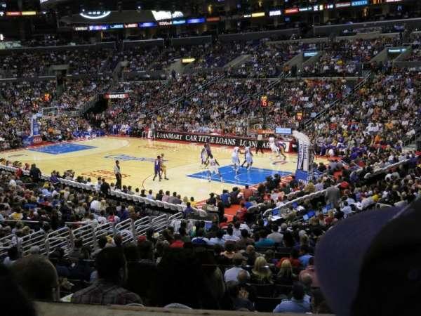 Staples Center, sección: PR10, fila: 2, asiento: 8