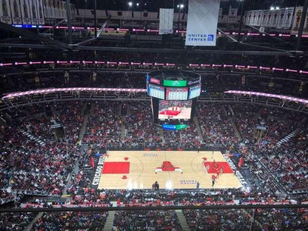 United Center, sección: P02, fila: GA, asiento: GA