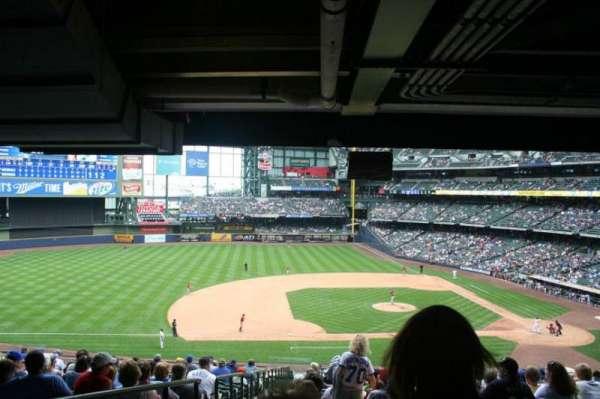 Miller Park, sección: 224, fila: 21, asiento: 22