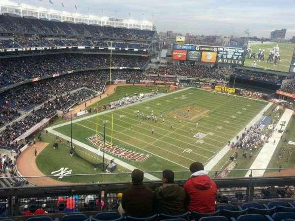 Yankee Stadium, sección: 417, fila: 5, asiento: 8