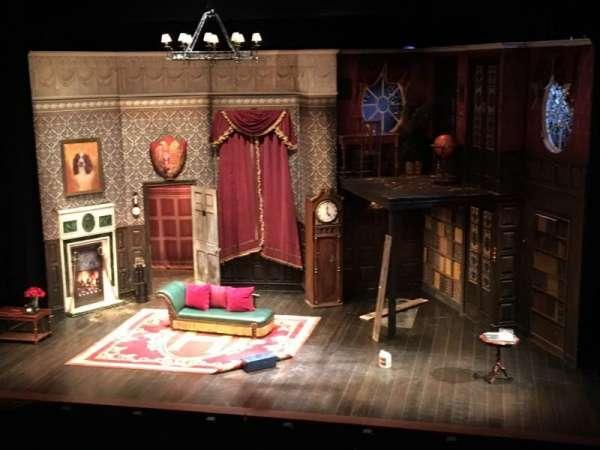 Lyceum Theatre (Broadway), sección: Center Mezzanine, fila: A, asiento: 101