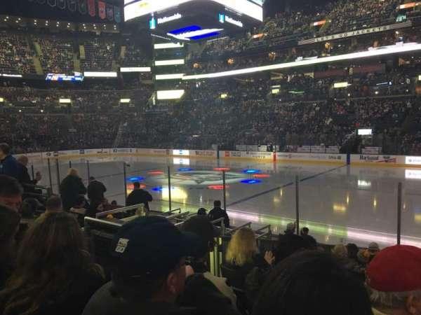 Nationwide Arena, sección: 113, fila: L, asiento: 6