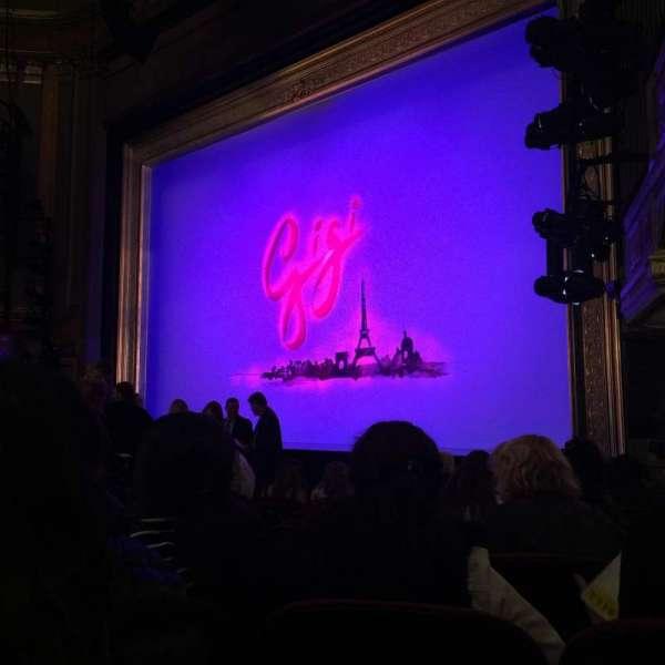 Neil Simon Theatre, sección: Orchestra Right, fila: F, asiento: 4
