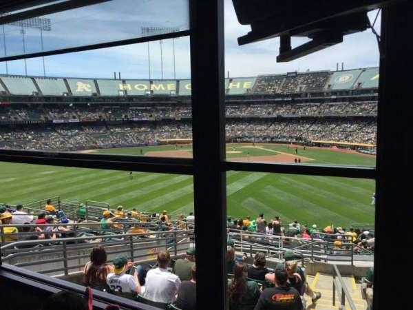 RingCentral Coliseum, sección: Suite, fila: Left, asiento: Field