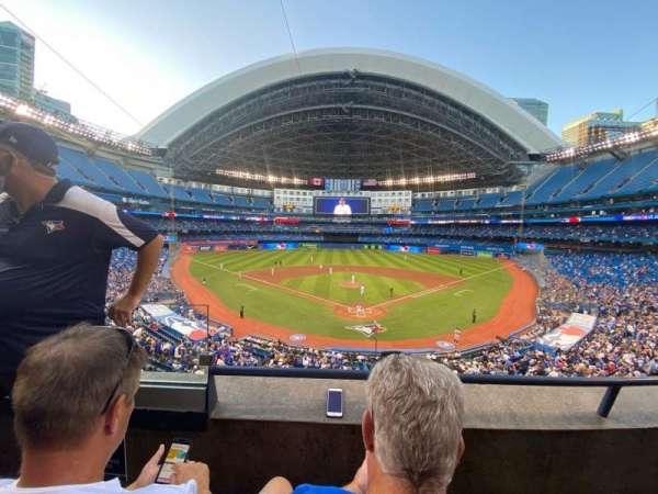 Rogers Centre, sección: 224BR, fila: 2, asiento: 2
