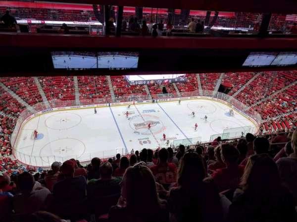 Little Caesars Arena, sección: 228, fila: 12, asiento: 4