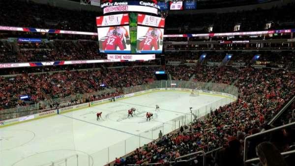 Capital One Arena, sección: 211, fila: F, asiento: 8