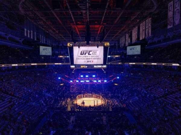 Scotiabank Arena, sección: 315, fila: 2, asiento: 9