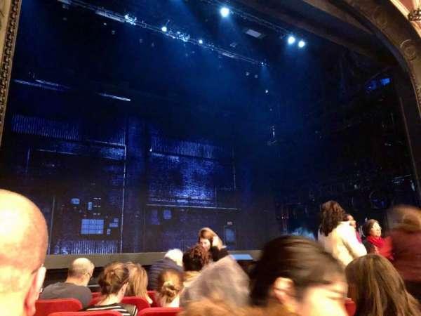 Broadway Theatre - 53rd Street, sección: Orchestra L, fila: G, asiento: 10
