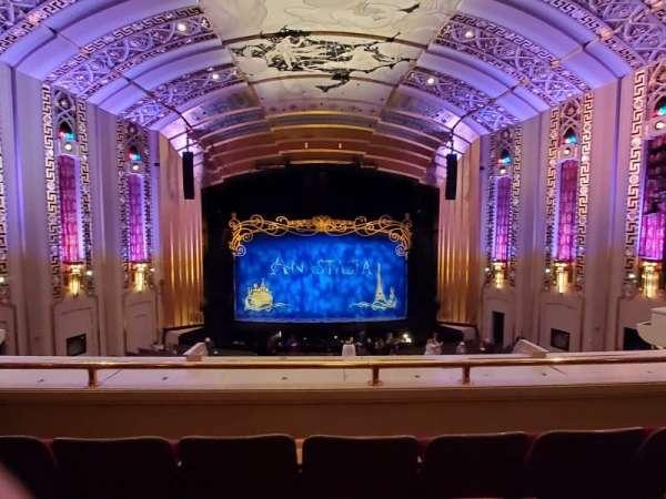 The Bushnell Center for the Performing Arts - Mortensen Hall, sección: Mezzanine, fila: F, asiento: 308-309