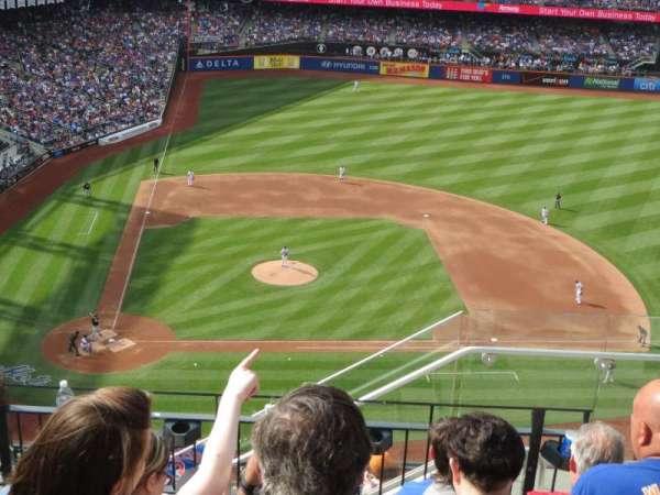 Citi Field, sección: 509, fila: 5, asiento: 22