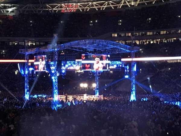 Wembley Stadium, sección: L115, fila: 24, asiento: 93