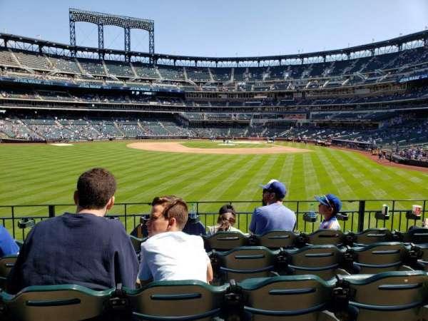 Citi Field, sección: 136, fila: 5, asiento: 16