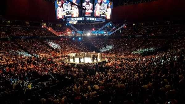 Qudos Bank Arena, sección: 18-1, fila: KK, asiento: 384