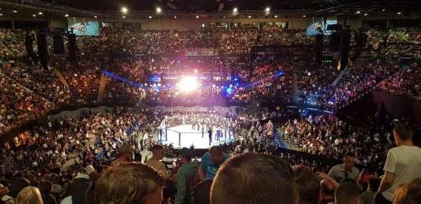 Rod Laver Arena, sección: 47-1, fila: KK, asiento: 345