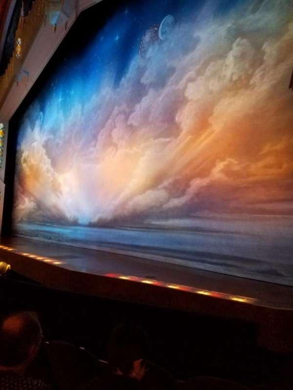 Eugene O'Neill Theatre, sección: Orchestra Right, fila: 14, asiento: D