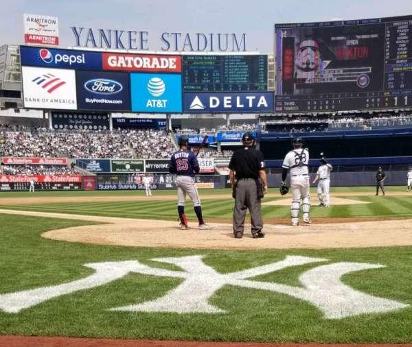 Yankee Stadium, sección: Suite 19, fila: 1, asiento: 3,4